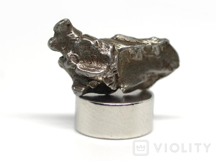 Залізний метеорит Campo del Cielo, 1,6 грам, із сертифікатом автентичності, фото №2