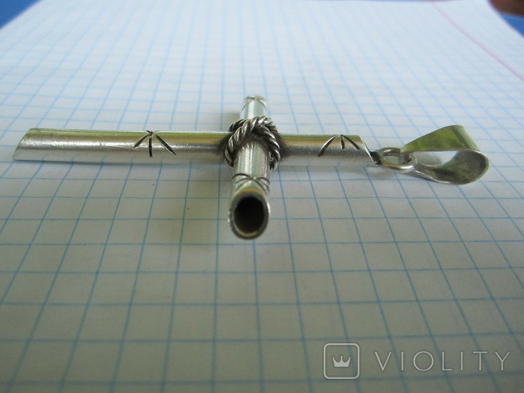 Крест из серебра., фото №12