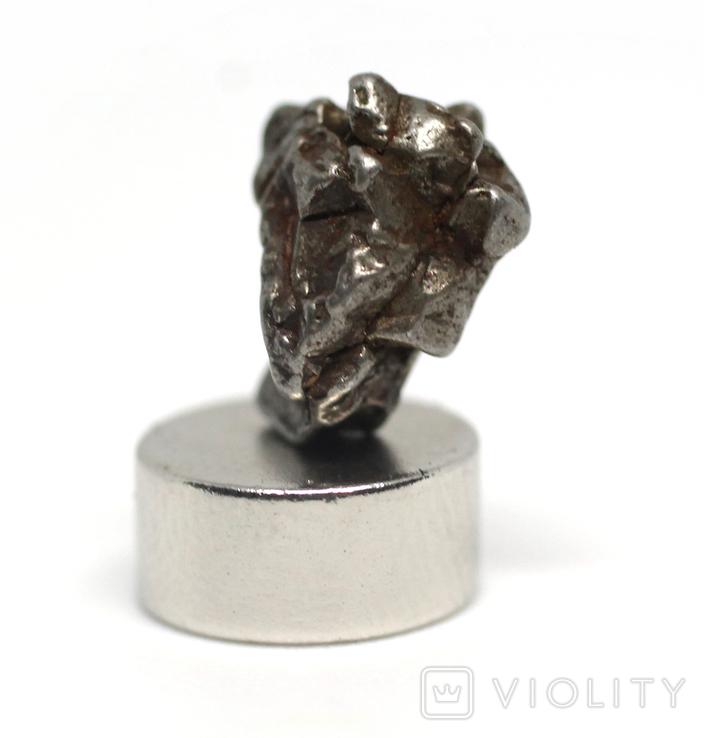 Залізний метеорит Campo del Cielo, 1,7 грам, із сертифікатом автентичності, фото №8