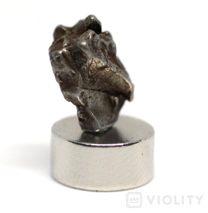Залізний метеорит Campo del Cielo, 1,7 грам, із сертифікатом автентичності, фото №10