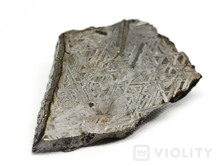 Залізний метеорит Aletai, 200,0 грам, із сертифікатом автентичності, фото №5