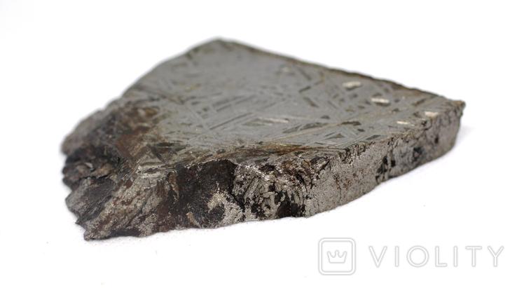 Залізний метеорит Aletai, 200,0 грам, із сертифікатом автентичності, фото №12