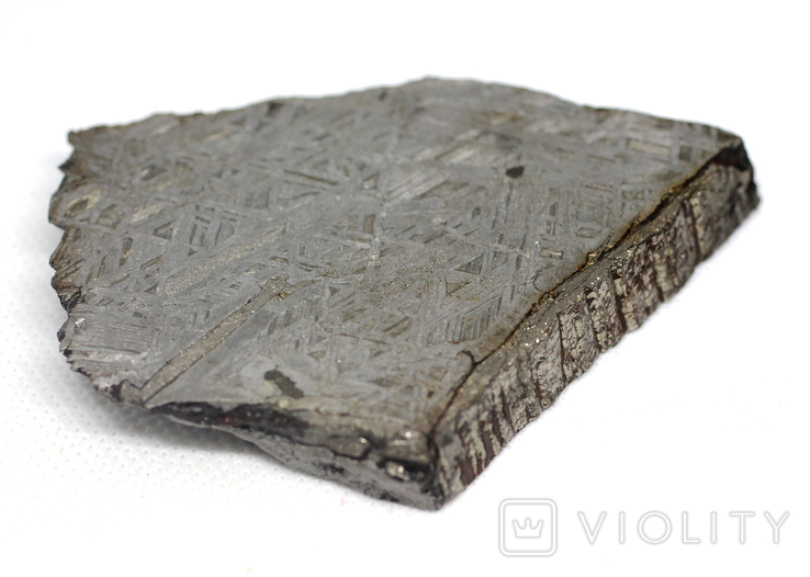 Залізний метеорит Aletai, 200,0 грам, із сертифікатом автентичності, фото №2