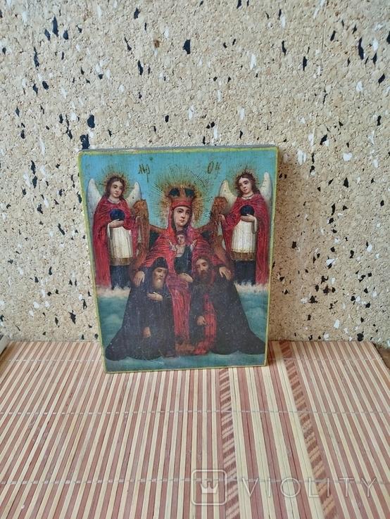Києво-Печерська Божа матір, фото №2