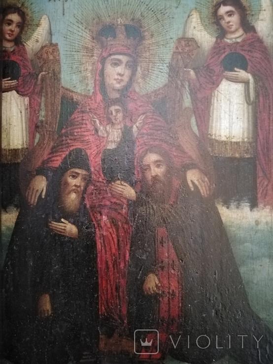 Києво-Печерська Божа матір, фото №4
