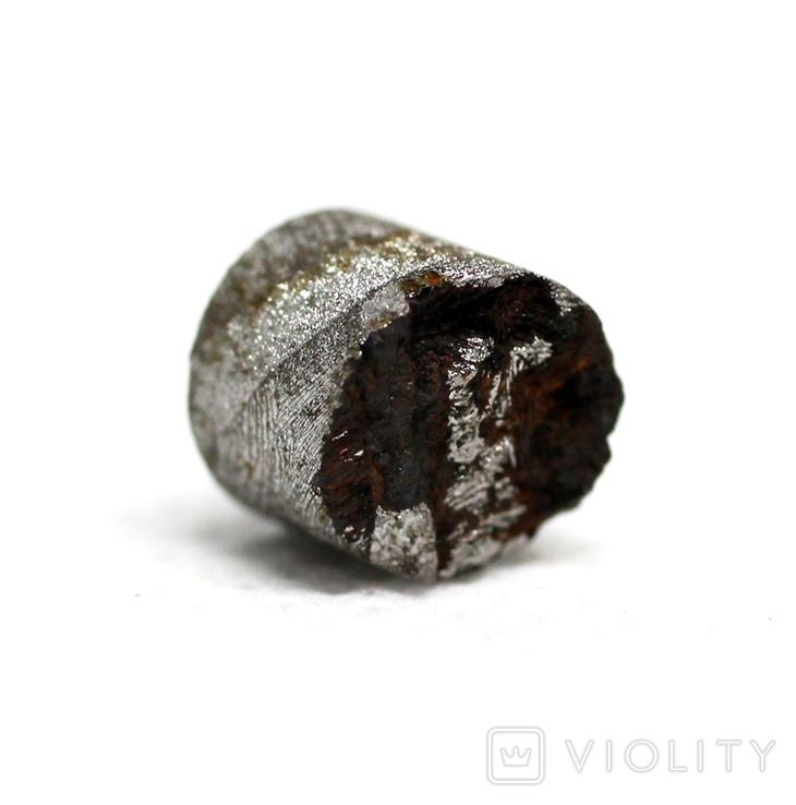 Заготовка-вставка з метеорита Seymchan, 2,3 г, із сертифікатом автентичності, фото №8