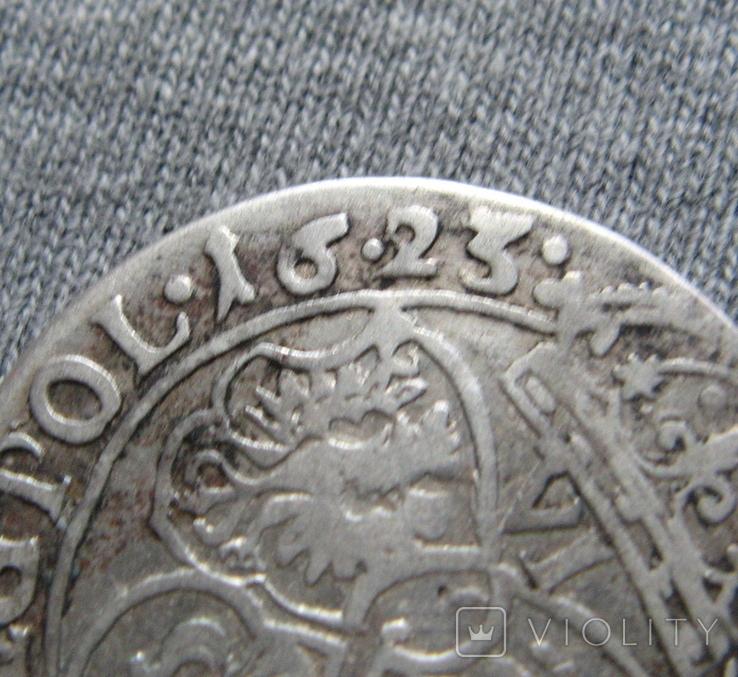 Шестак 1623 года ( дата 16 . 23 ). Сиг. ІІІ Ваза., фото №3