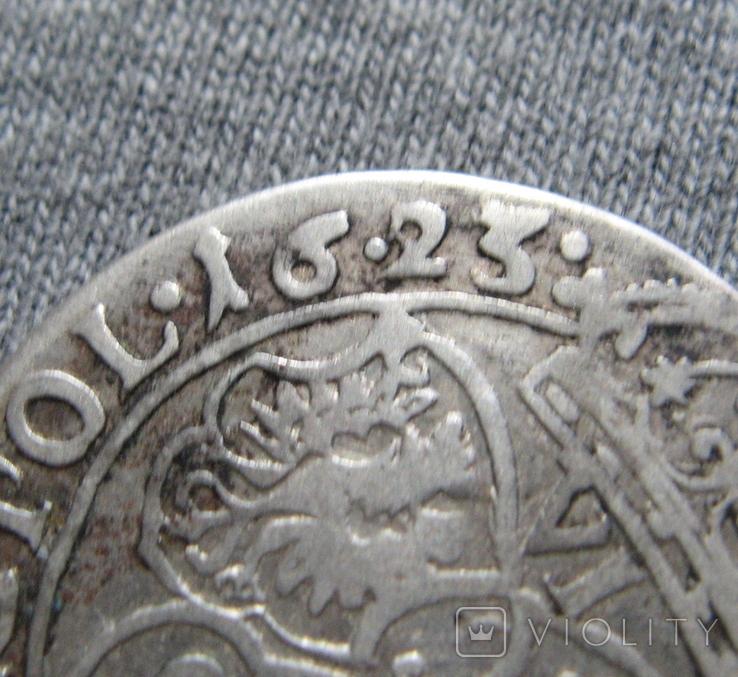 Шестак 1623 года ( дата 16 . 23 ). Сиг. ІІІ Ваза., фото №4
