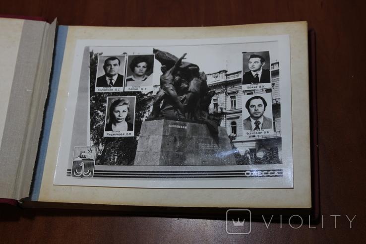Одесское среднее городское ПТУ №17 1974-1977. Моторист Матрос, фото №4