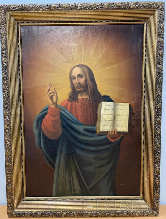Икона Иисуса Христа Вседержителя, фото №2