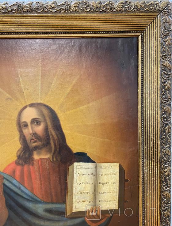 Икона Иисуса Христа Вседержителя, фото №4