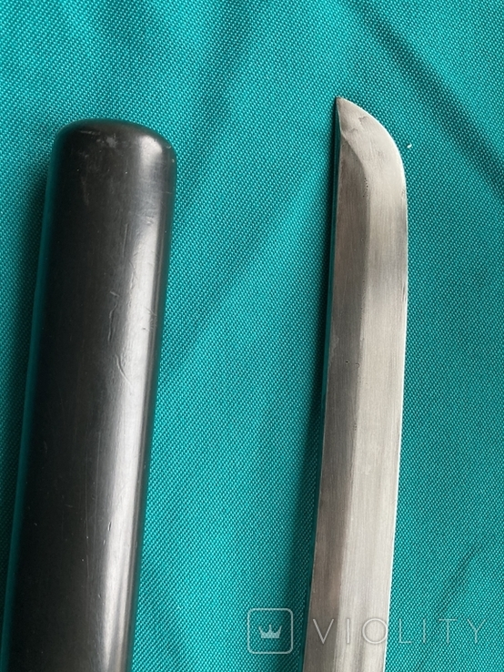 Короткий меч японських парашутистів, фото №11