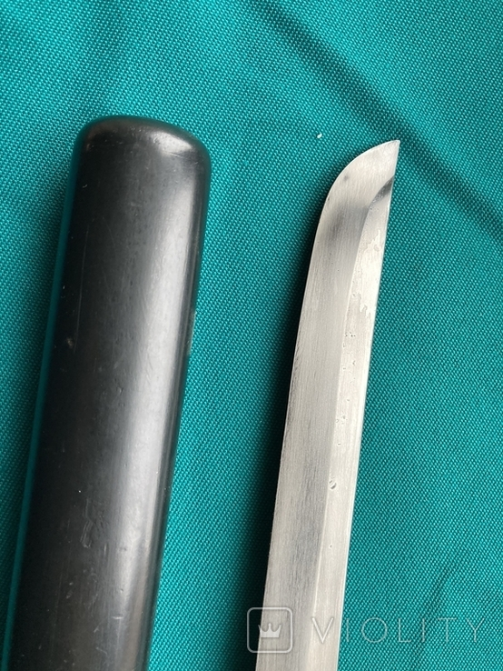Короткий меч японських парашутистів, фото №13