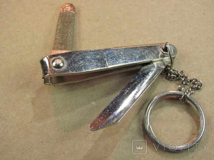 Брелок Крым . Нож, кусачки, пилочка ., фото №7