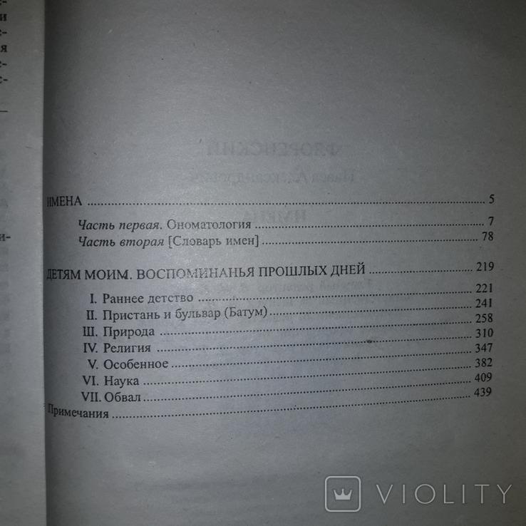 Павел Флоренский Имена 2000, фото №8