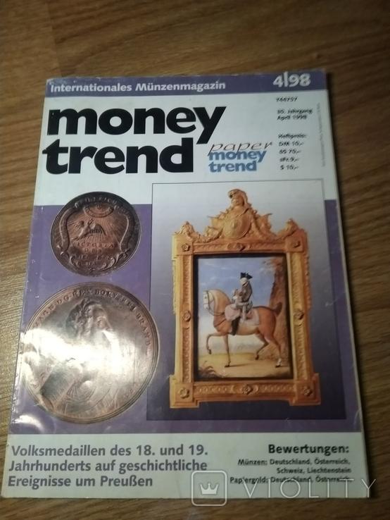 Журнал по нумизматике с каталогом монет Германии и Австрии, фото №2