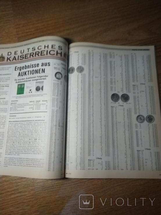 Журнал по нумизматике с каталогом монет Германии и Австрии, фото №6