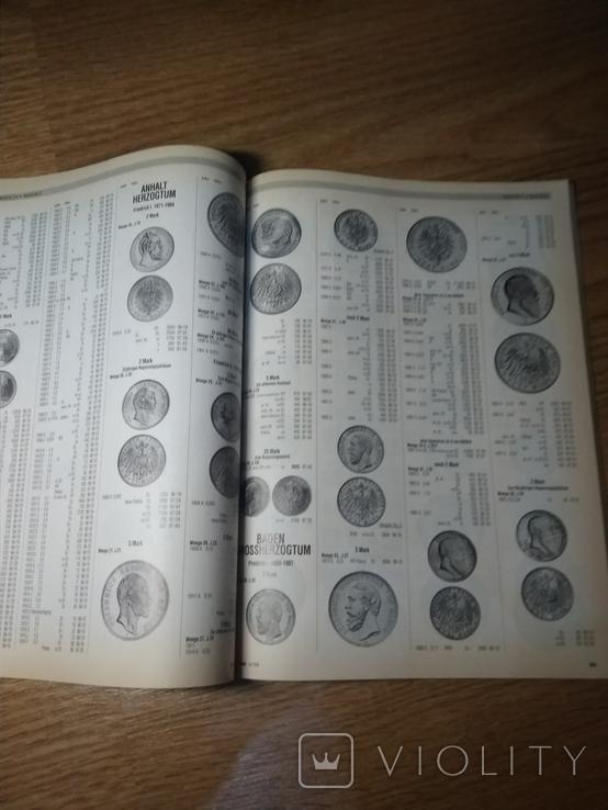 Журнал по нумизматике с каталогом монет Германии и Австрии, фото №7