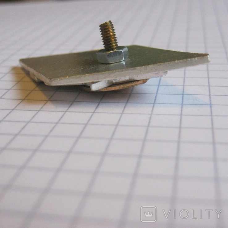 Копия - ВВМУПП - Высшее Военно Морское Училище Подводного Плавания (поплавок) ромб, фото №5