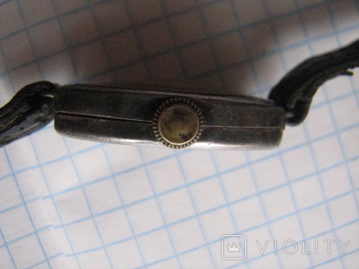 Часы Cortebert серебро 935 проба.Swiss., фото №5