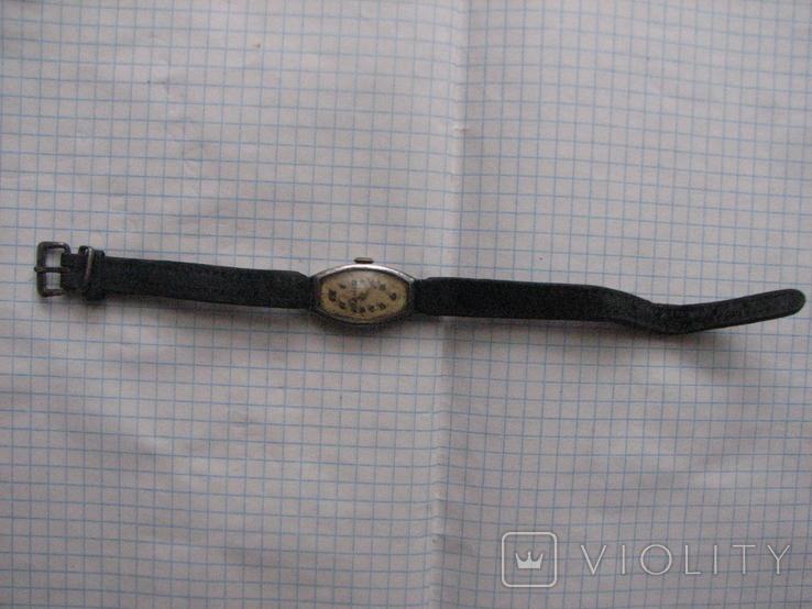 Часы Cortebert серебро 935 проба.Swiss., фото №7