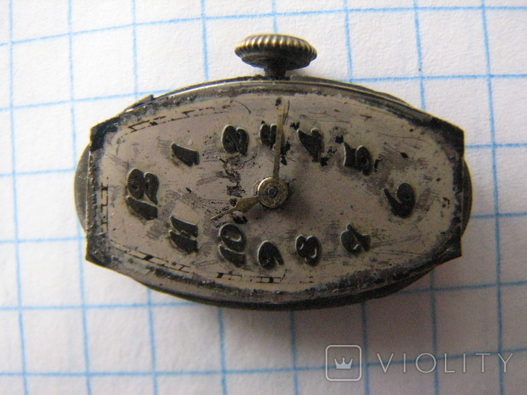 Часы Cortebert серебро 935 проба.Swiss., фото №9