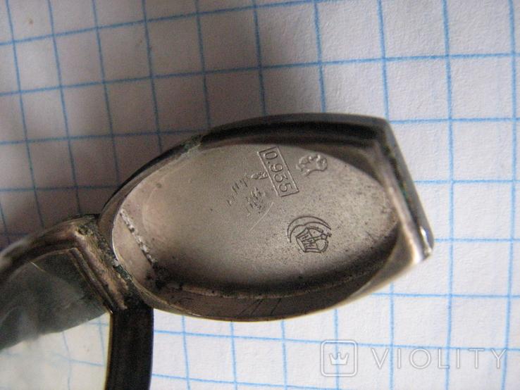 Часы Cortebert серебро 935 проба.Swiss., фото №12