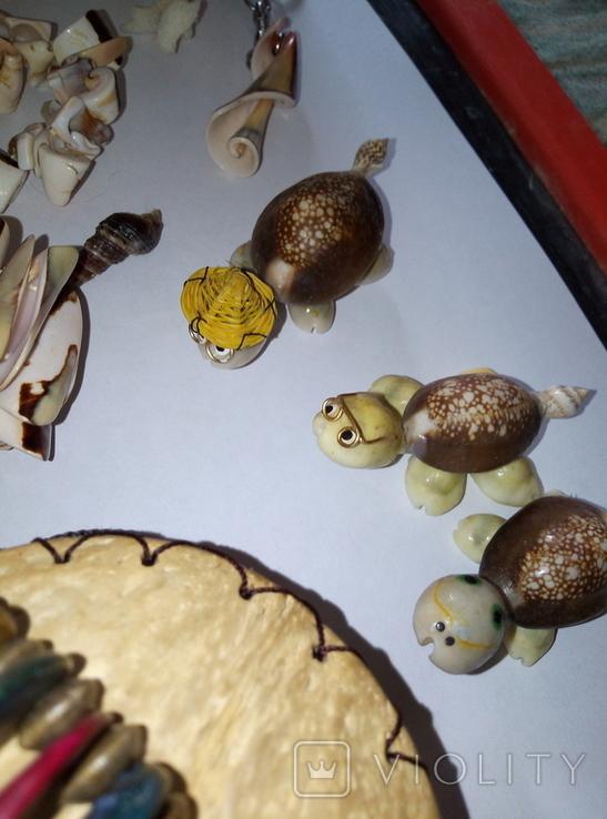 Браслеты из ракушек., фото №2