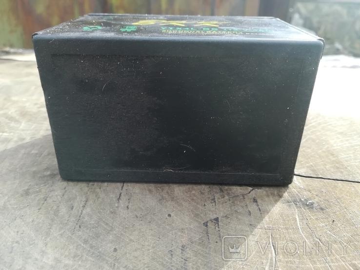 Старий акумулятор до скутера, фото №5