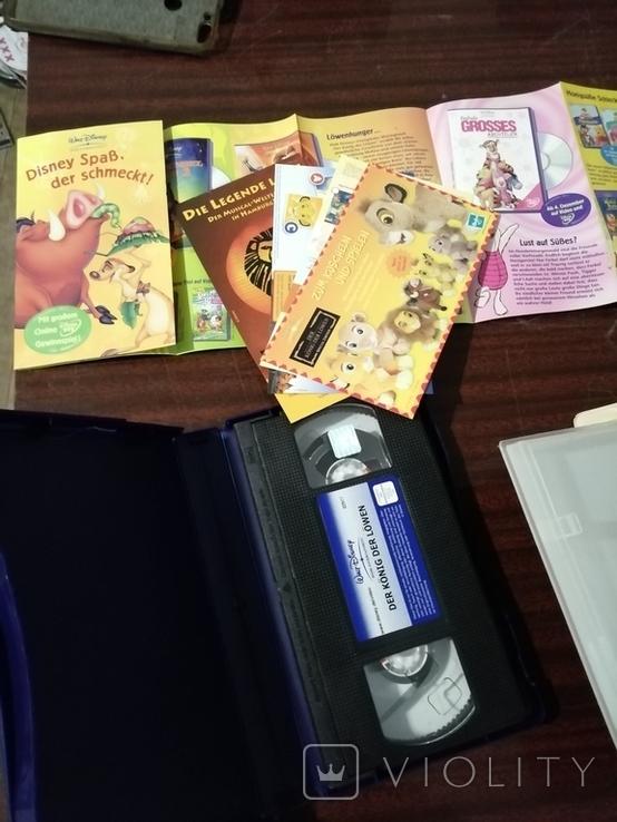 Видиокассеты, фото №3