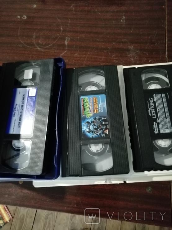 Видиокассеты, фото №11