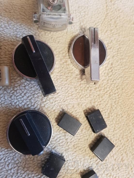 Ручки - переключатели, кнопки, фото №3