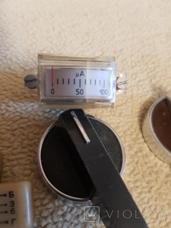 Ручки - переключатели, кнопки, фото №5
