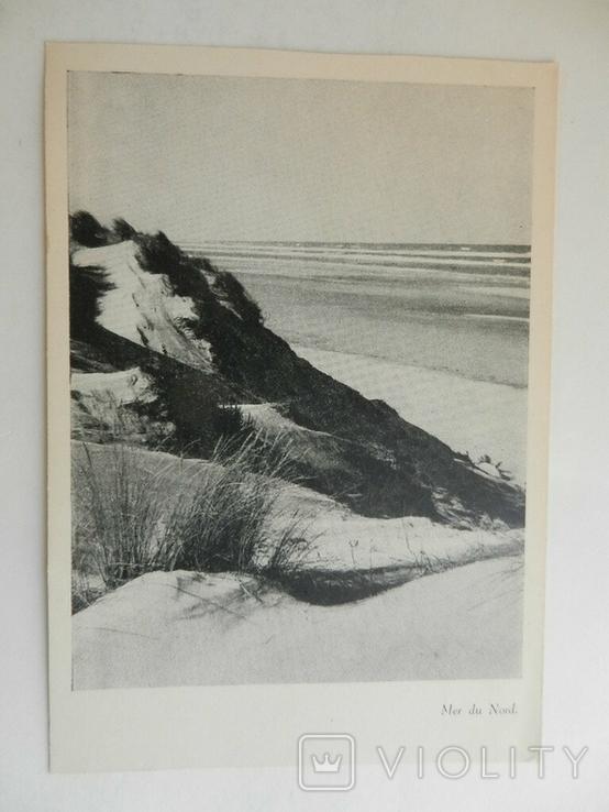 Открытка Северное море, фото №2