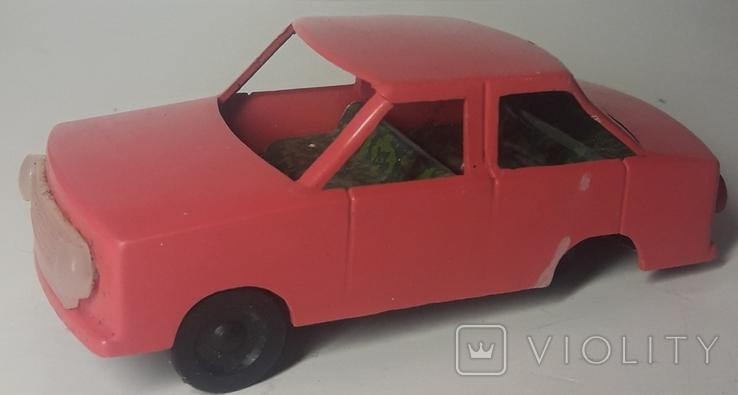 Машинка СССР., фото №2