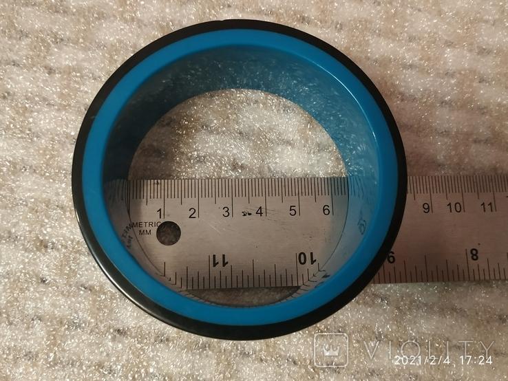 Браслет колкий пластик, фото №6
