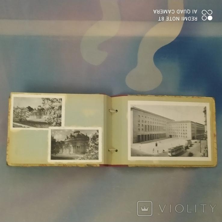Открытки старые Берлин с альбомом 30 шт, фото №8