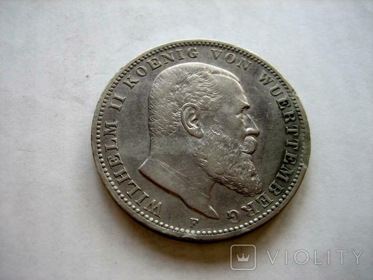 3 марки 1909 рік, фото №5
