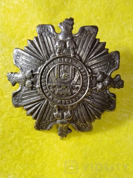 """Почётный знак """"Орлента"""", фото №2"""