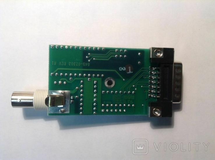 MX10S трансивер радиодеталь, фото №3
