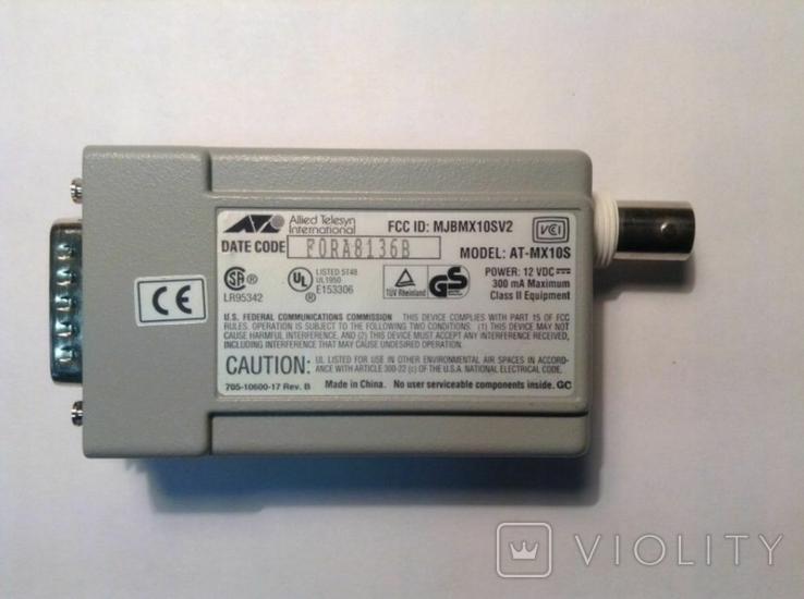 MX10S трансивер радиодеталь, фото №4