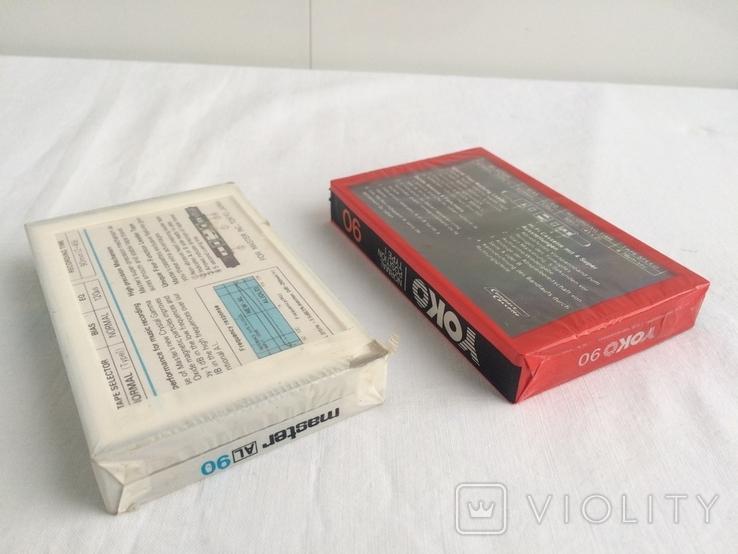 Две Аудиокассеты Master, Yoko, фото №7
