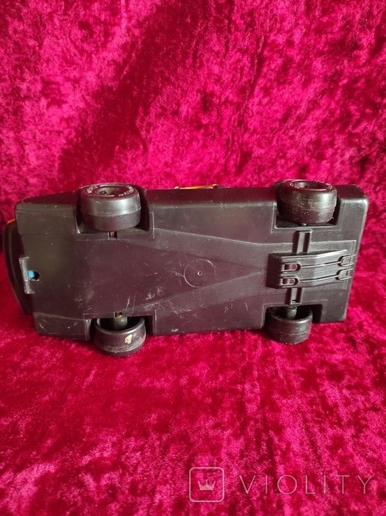 Инерционные модели машинки времён СССР 2 шт + самолёт жестяной, фото №6