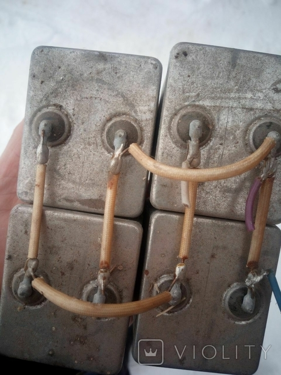Конденсатор МБГЧ 10мкФ 250В, фото №3