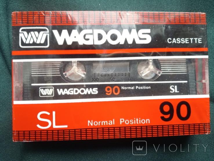Касети Wagdoms 90 6 шт, фото №4