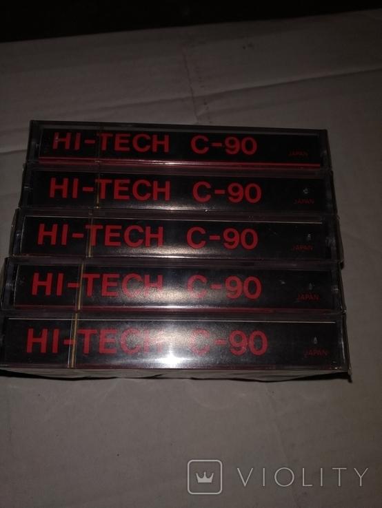 Аудиокасеты новые (5 штук), фото №4
