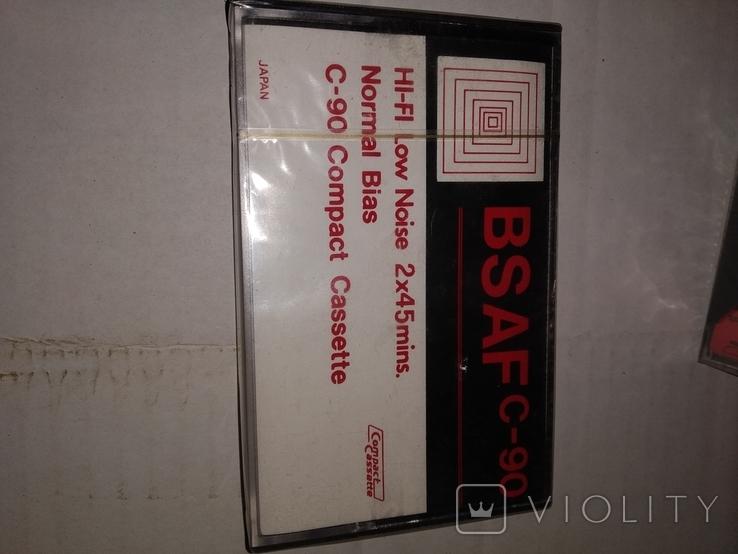 Аудиокасеты новые (5 штук), фото №5