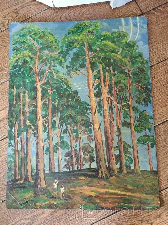 Дети в лесу, фото №4