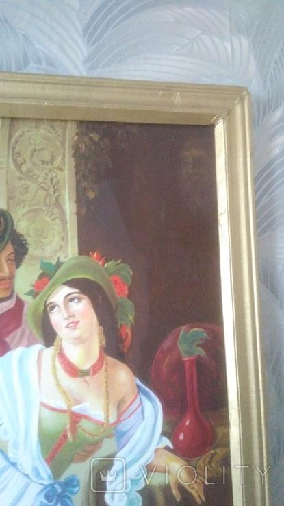 Октябрьский праздник в Риме , Орлов , Копия., фото №6