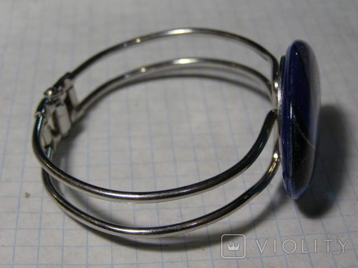 Браслет муранское стекло, фото №3